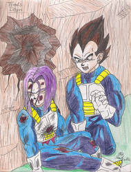 Trunks Down by Iziume89