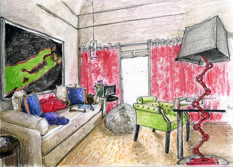 Amanda Nisbet amanda nisbet interior 2hardcorish on deviantart