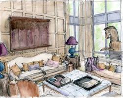 ArtisticDesign Interior 1 by hardcorish