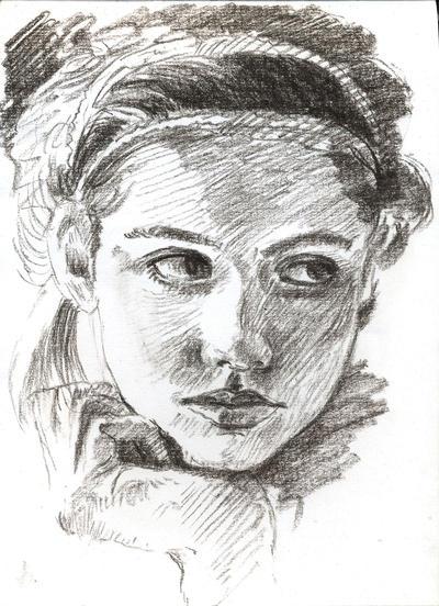 Daily sketch 167 by hardcorish