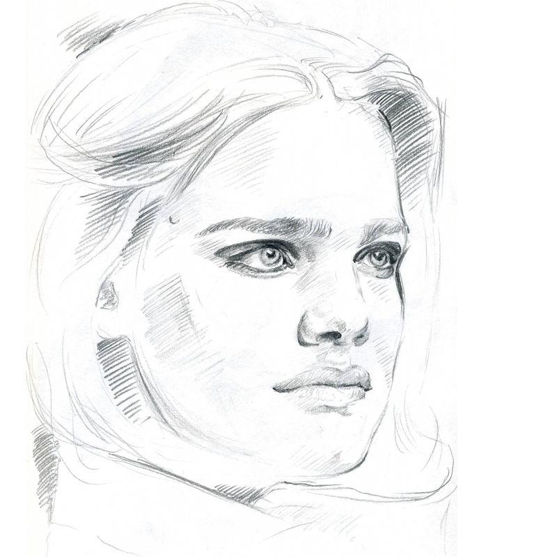 Daily sketch 258 by hardcorish