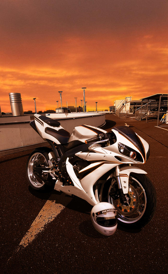 Yamaha R1 by Peak-Design