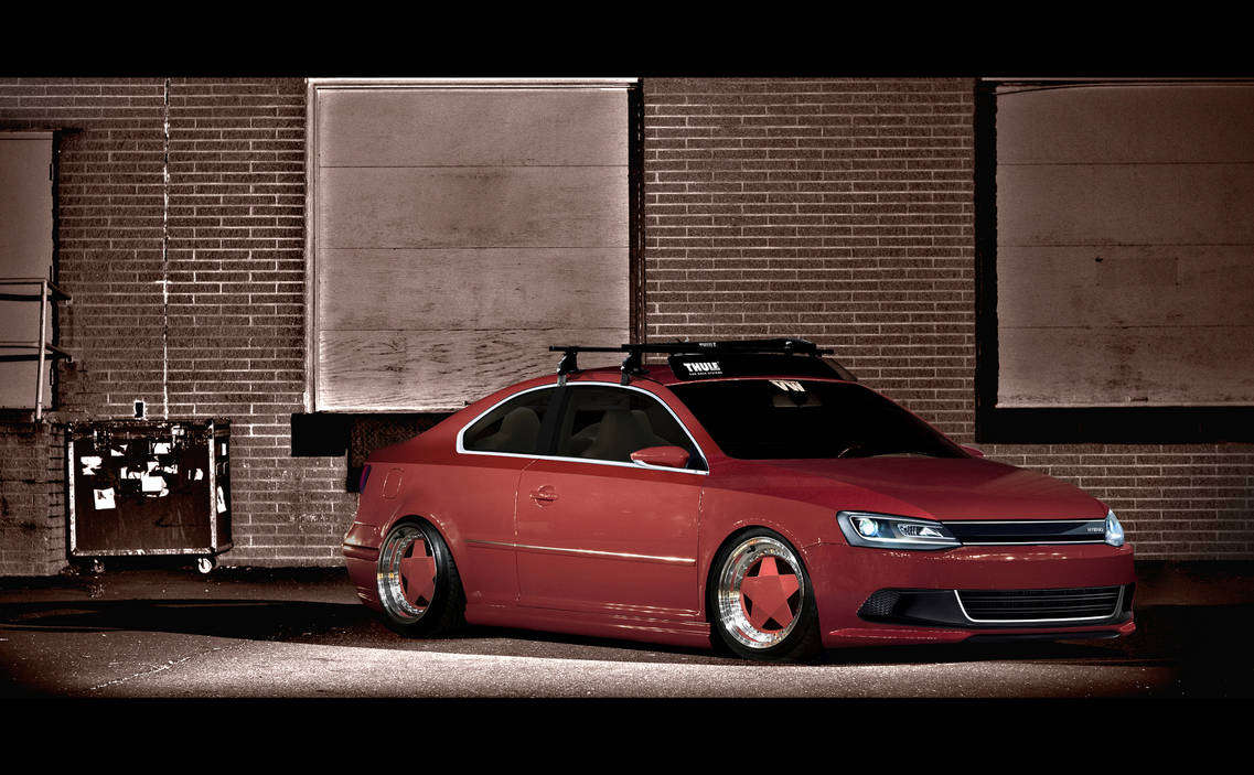 Vw Ncc Jetta Coupe By Peak Design