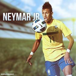 Neymar Jr by alidesignr