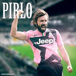 Andrea Pirlo by alidesignr
