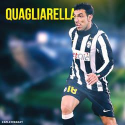 Fabio Quagliarella by alidesignr