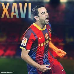 Xavi by alidesignr