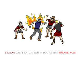 Legion Can't