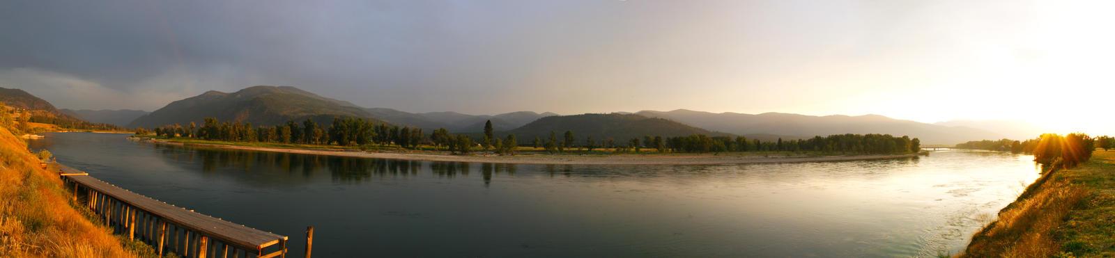 Plains Montana by Halcyon1990