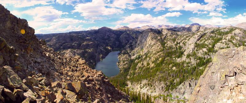 Gorge Lake by Halcyon1990