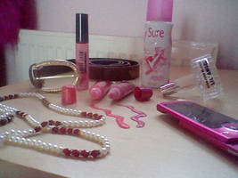 My dressing table by Blakey-mads
