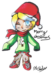 Christmas Toby by Blakey-mads