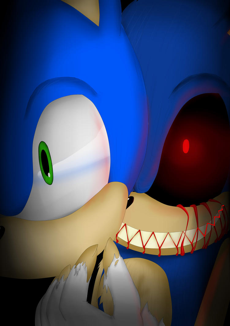 Kids Play With Sonic Exe Toys And Super Sonic Exe Toys: Ask--Sonic-EXE (The Dark Aura, Sonic.EXE)