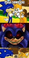 Sonic.Exe Meme