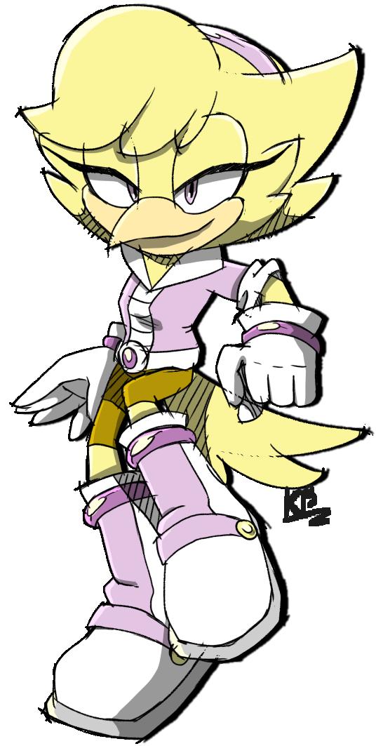 .:PC:. Chica for ~LukeVei-Da-Hedgehog~ by KiraBlue32343