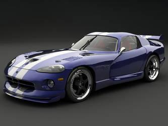 Viper GTS Coupe HDRI by Nameless74