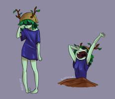 Huntress Wizard by komodomatta