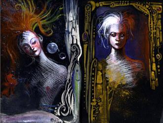 Delirium and Despair by SpikyCunt