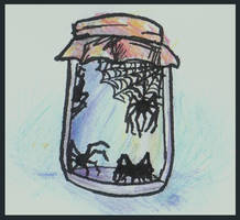 Arachnophobia by aDollInDisguise