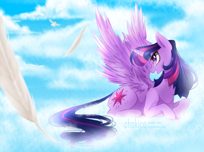 Twilight Sparkle by Chokico