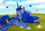 Day Dream: Luna