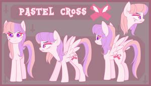 Pastel Cross reference sheet
