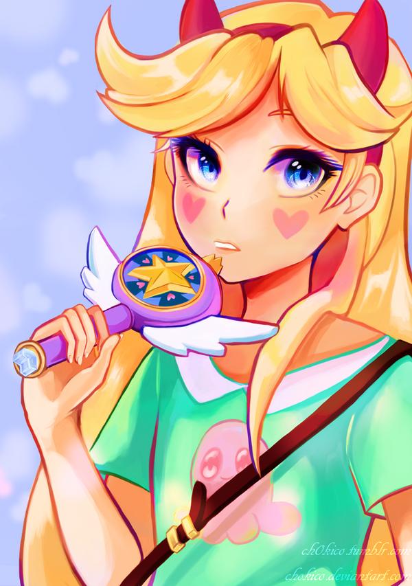 Star by Chokico