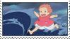 .::Ponyo . Stamp::. by GiloloxGikoko