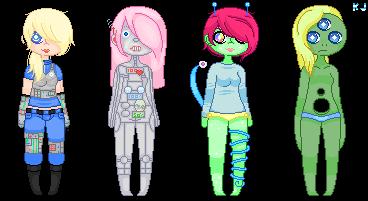 Futuristic Adopts by UnderworldDJ