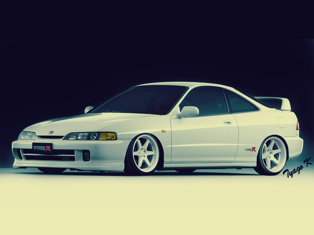 The Legacy of the JDM Honda Integra Type-R | JDM Engine Zone