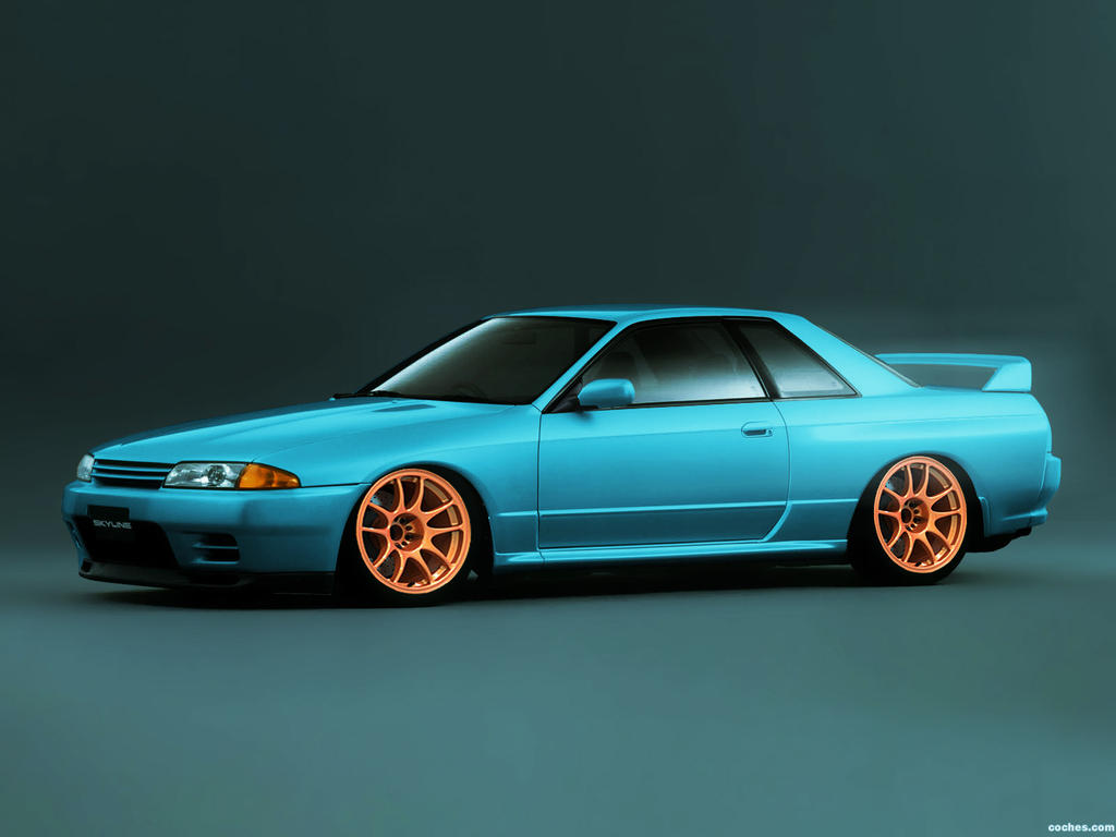 Nissan Skyline R32 Custom By Eyetechy