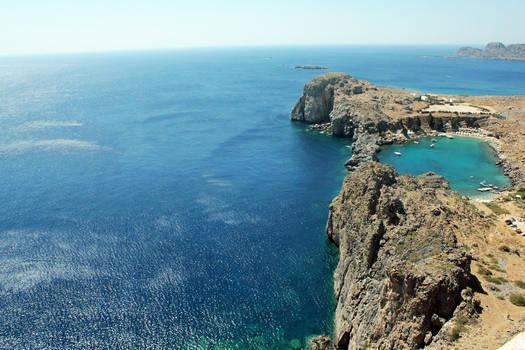Greece, Rhodes - St Pauls Bay