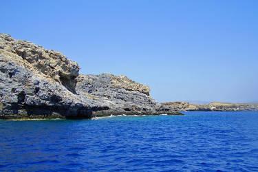 East coast of Rhodes - 2