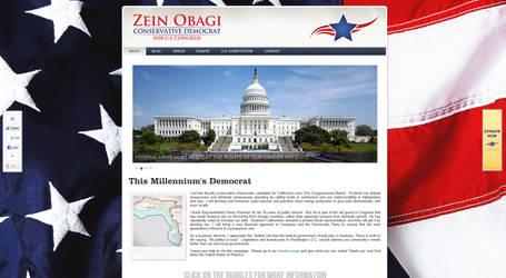 Zein Obagi for Congress
