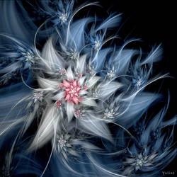 Fairy Flower III by Yuline