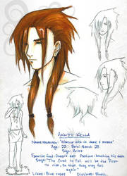 Akuji Kella by liquidfire8917