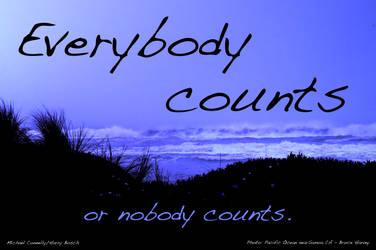 Everybody Counts rev.3