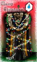 I'm in ur ornamentz... by mornmeril
