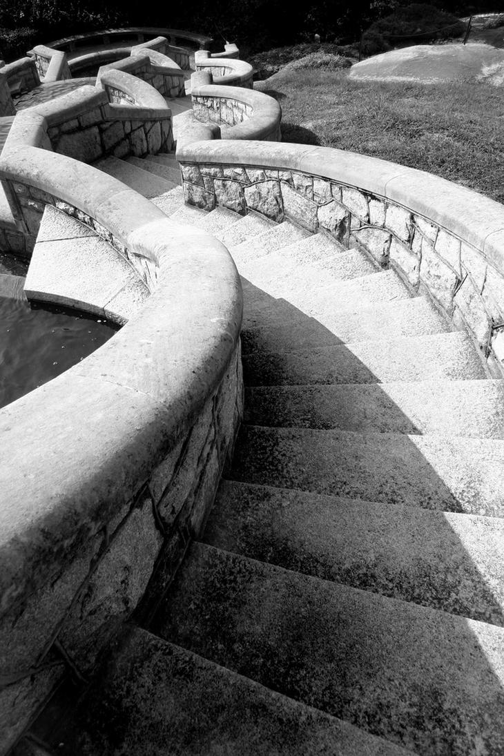 Maymont Stairs by gearkraft