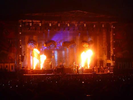 Rammstein at Download 2013 - 3