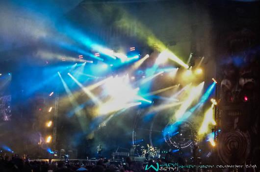Muse at Download 2015 - 3 -
