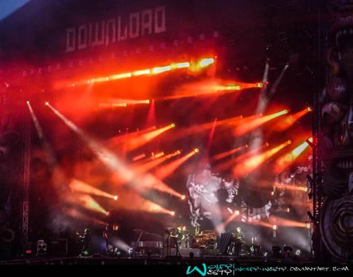 Muse at Download 2015 - 4 -
