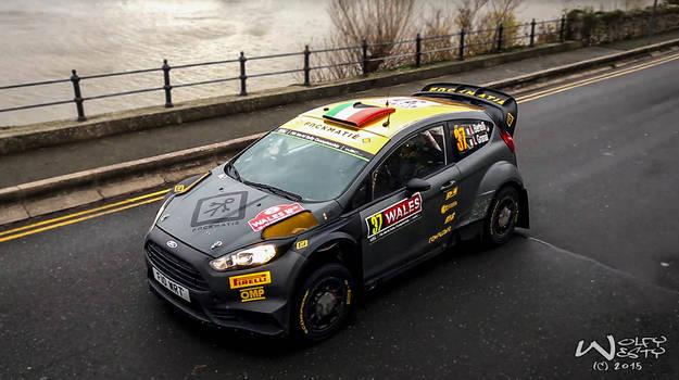 Lorenzo Bertelli Wales Rally GB