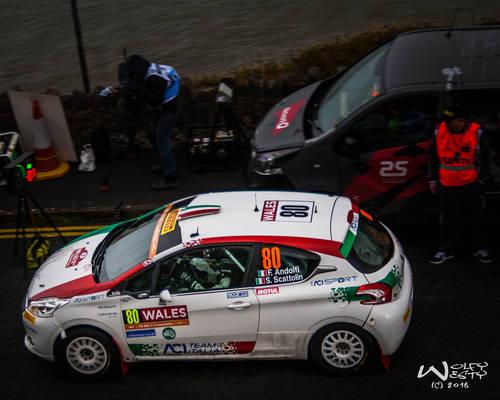 F Andolfi Wales Rally GB