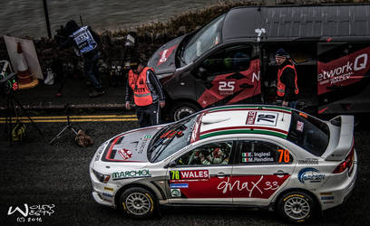 Emanuele Inglesi Wales Rally GB