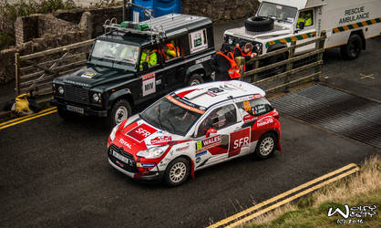 Quentin Gilbert Wales Rally GB - 2