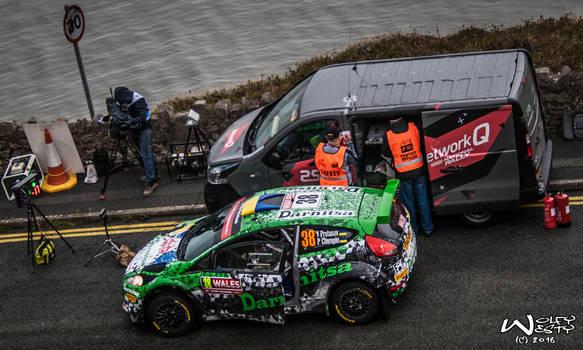 Yurii Protasov Wales Rally GB