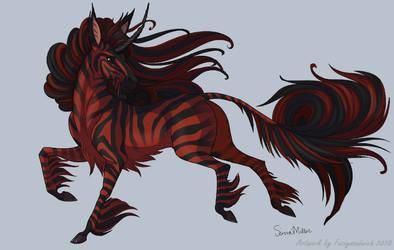 Unicorn Stallion by Fuzzysandwich