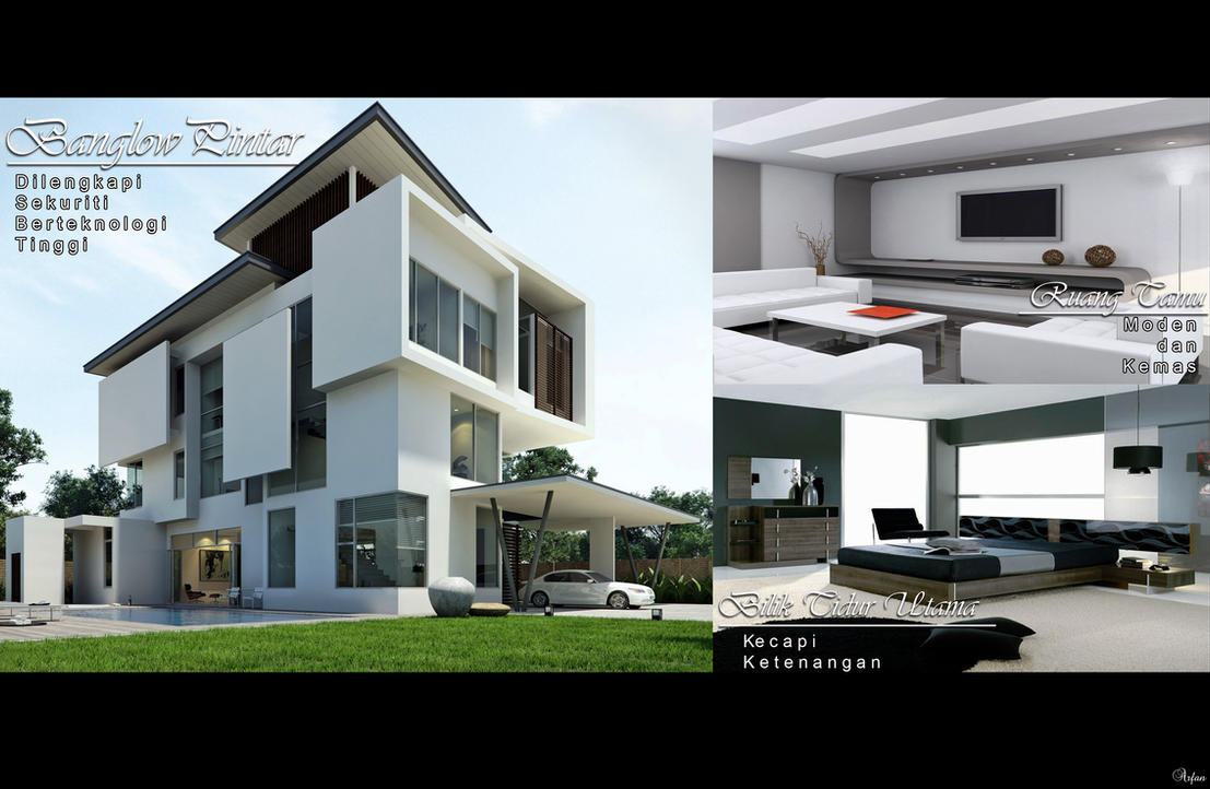 Smart House By Rfan007 ...