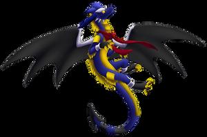 .:Dragon Wings:. by GlowingEyeFiasco